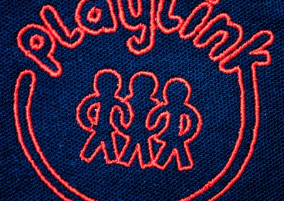 Northshore Embroidery Sample - Playlink